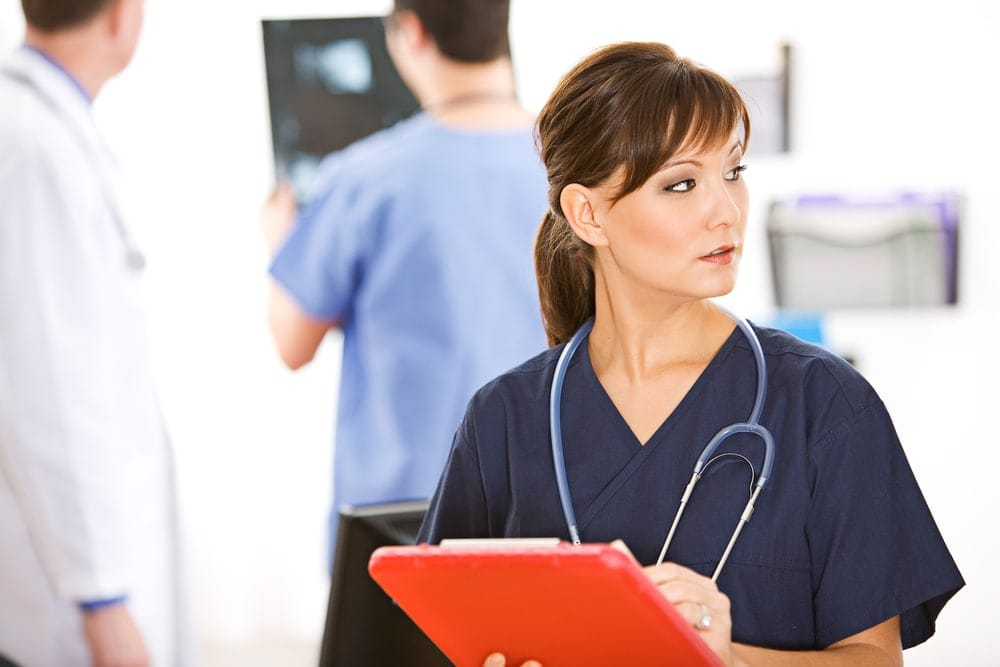bleeding-during-pregnancy-nurse-stethoscope-chart-hospital | American Pregnancy Association