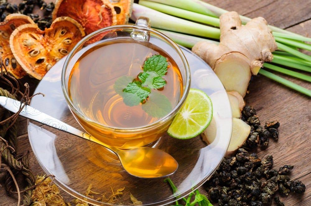 Herbal Tea and Pregnancy