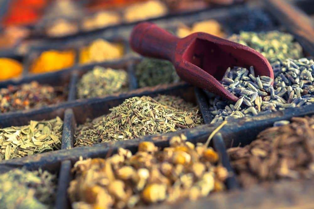 Herbs-and-pregnancy-spoon | American Pregnancy Association