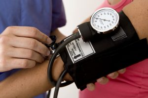woman-getting-blood-pressure-taken-for-preclampsia-toxemia | American Pregnancy Association