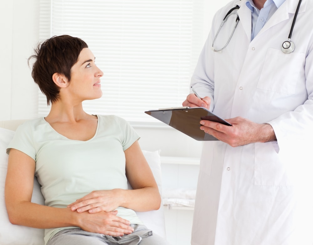 Woman with a yeast infection during pregnancy | American Pregnancy Association