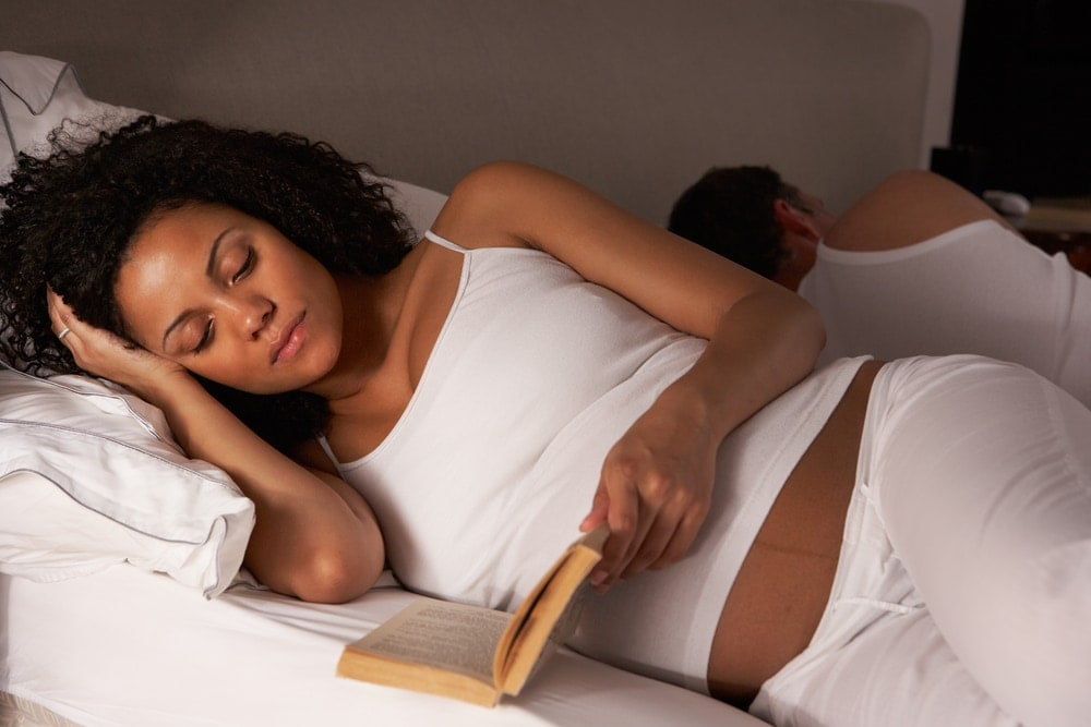 Making the most of bed rest during pregnancy