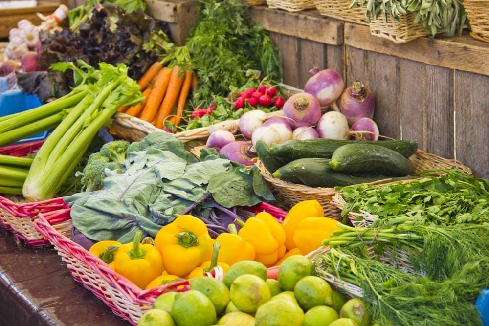 alimentos altos en nutrientes y vitaminas para el embarazo