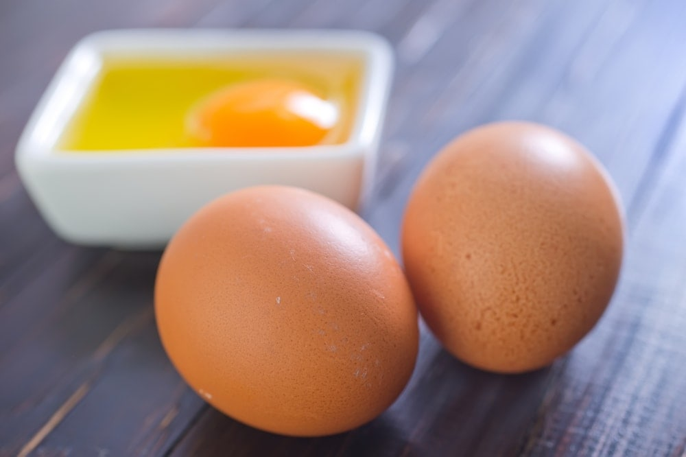Raw eggs should be avoided during pregnancy