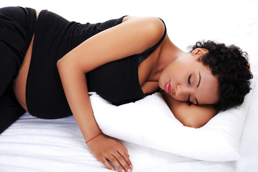 Sleeping Positions During Pregnancy-4547