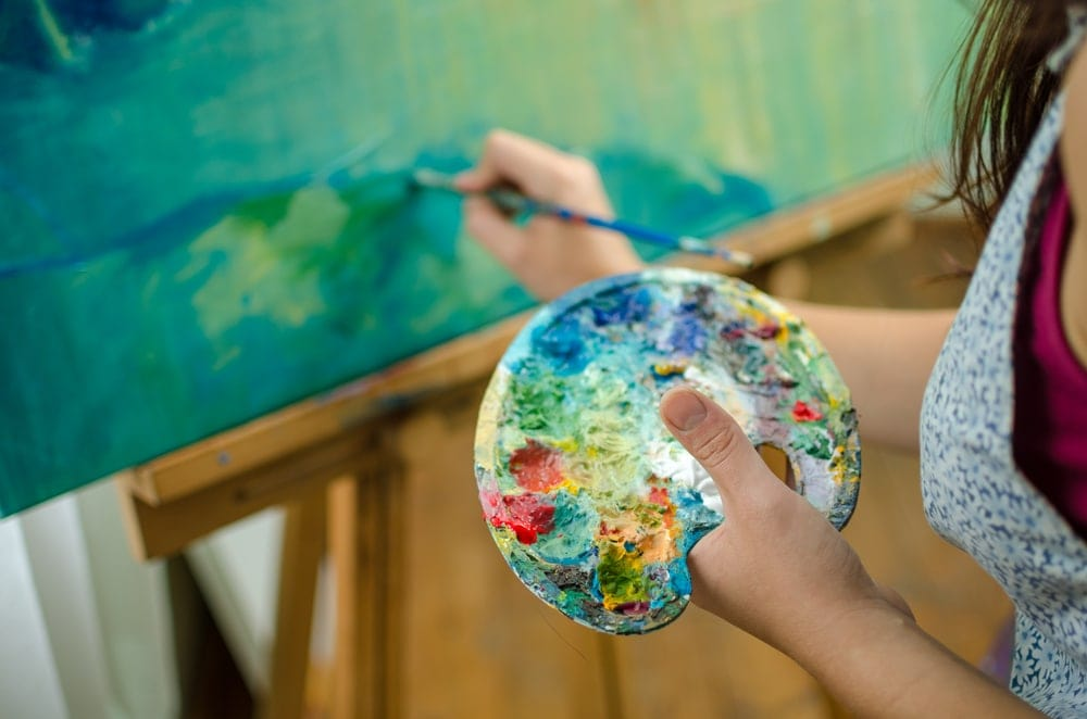 painting-during-pregnancy | American Pregnancy Association