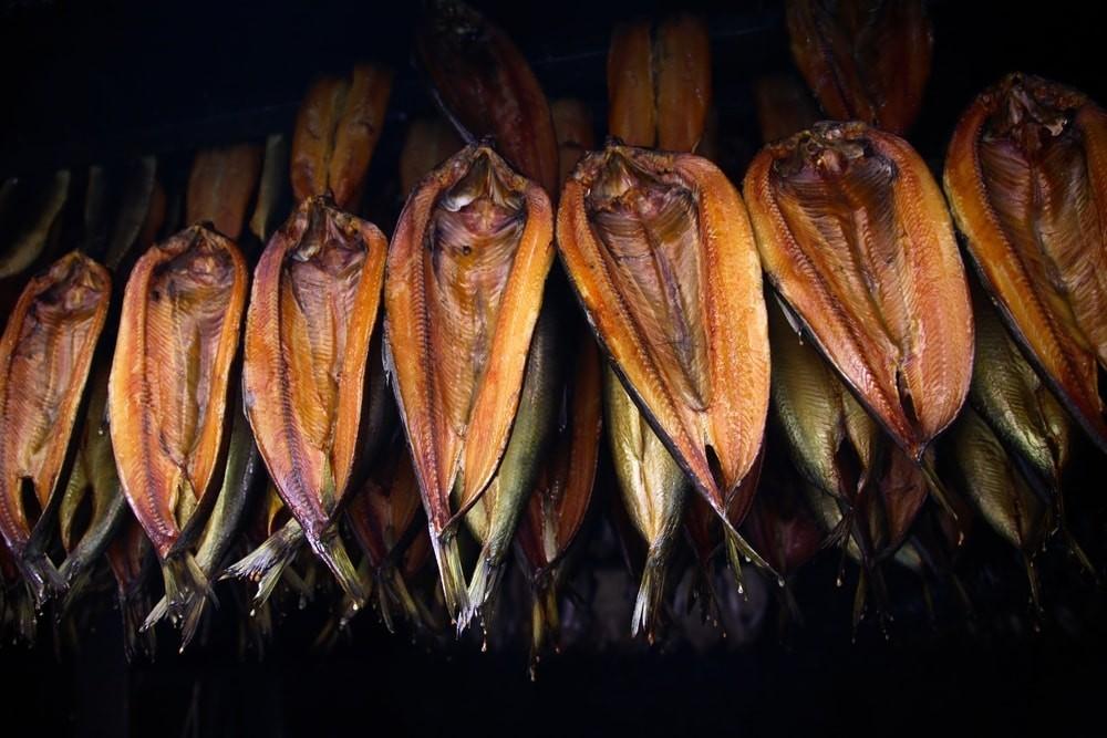 Image of kippered salmon
