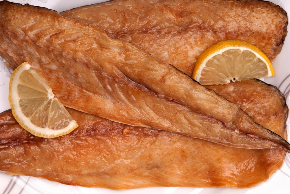 Image of prepared kippered fish