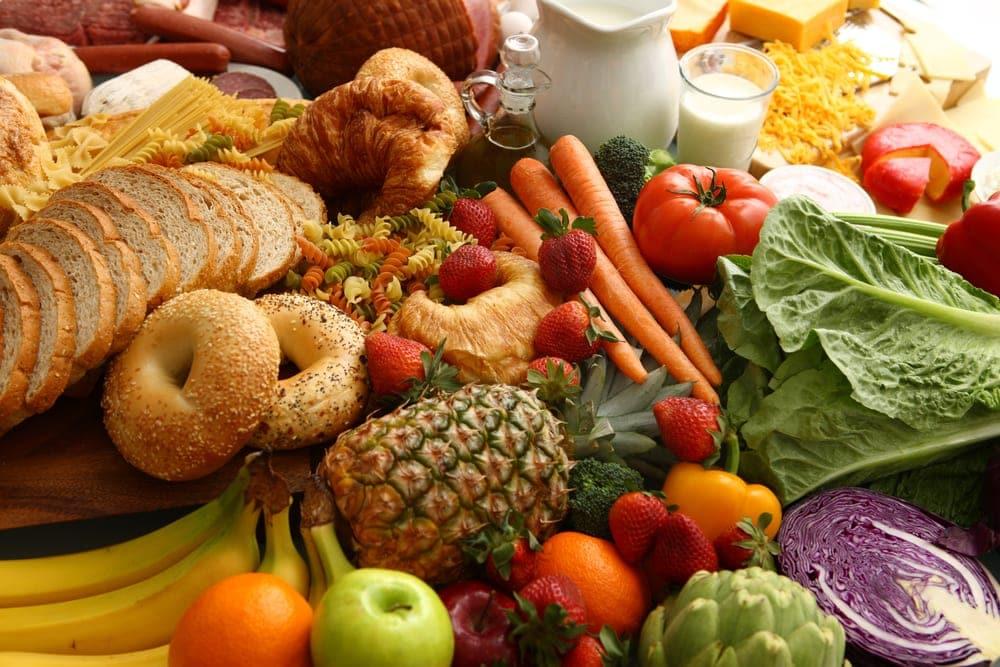 Dieta Durante el Embarazo: Frutas y Verduras
