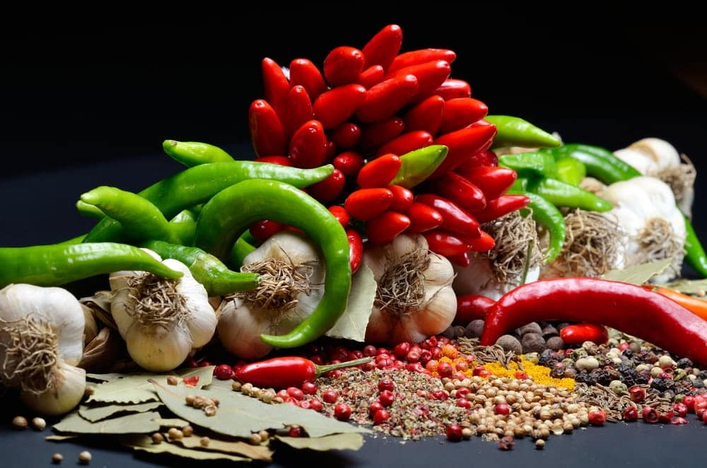 Image of foods that can trigger heartburn during your pregnancy
