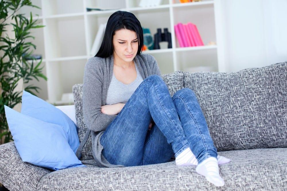 Causas de los cólicos durante el embarazo