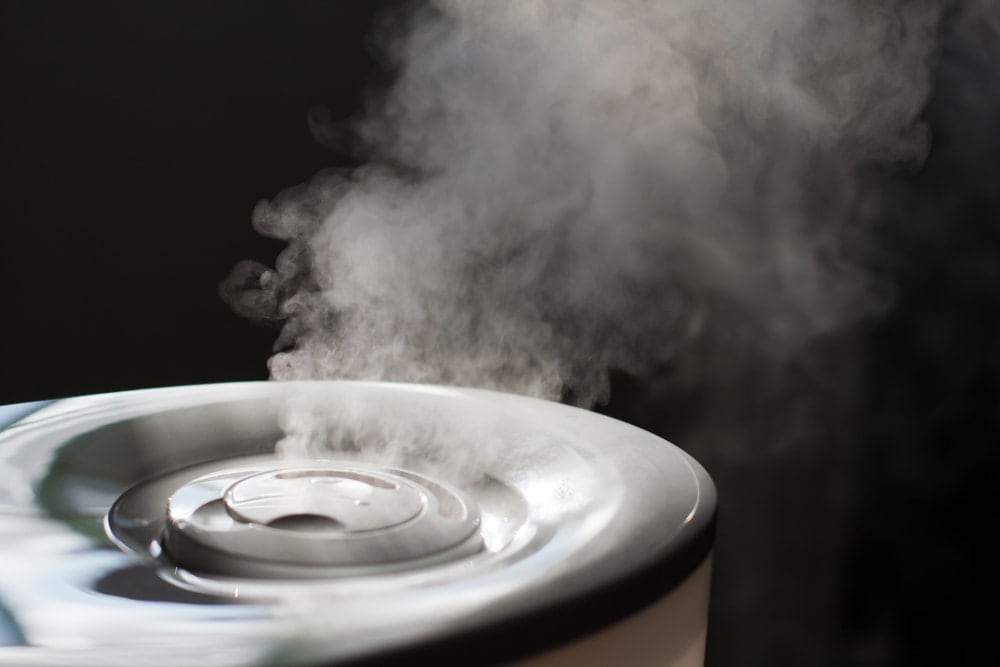 Humidifiers are a good home remedy for sinus infections