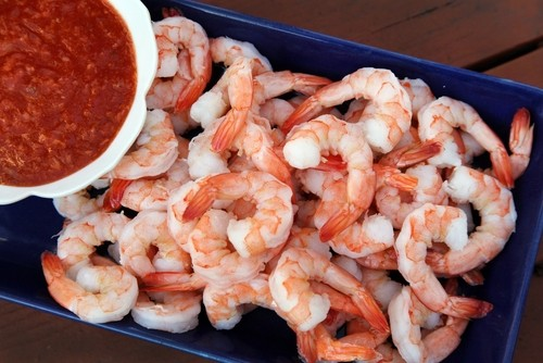is-shrimp-safe-during-pregnancy--cocktail-sauce   American Pregnancy Association