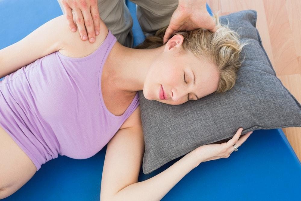 Trata Estrés Naturalmente Durante el Embarazo