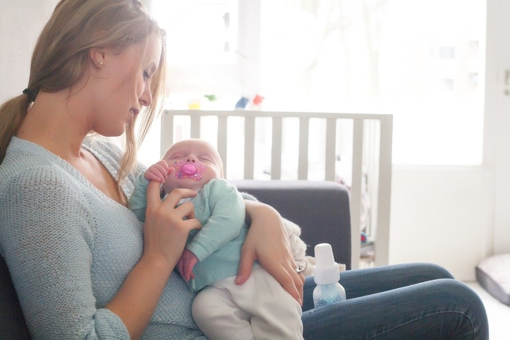 soothing your crying baby | American Pregnancy Association