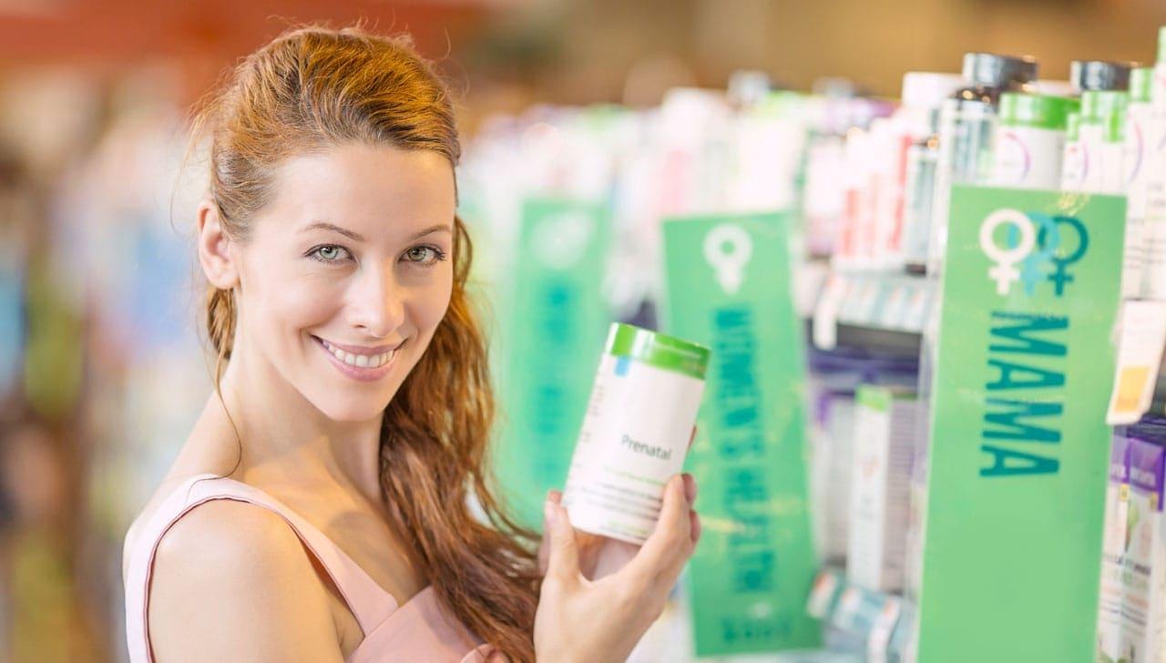 Make Taking Prenatal Vitamins Easier