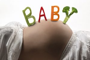 How-to-Have-a-Healthy-Teen-Pregnancy-baby-bump-vegetables |American Pregnancy Association