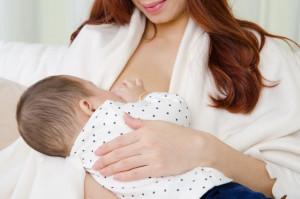 Low-milk-supply-woman-breast-feeding | American Pregnancy Association