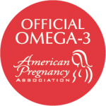 APA official omega-3 seal | American Pregnancy Association
