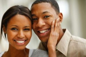 young black couple   American Pregnancy Association