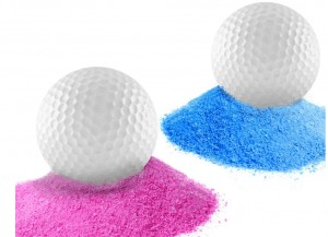 golf ball gender reveal | American Pregnancy Association