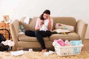 postpartum mom and baby   American Pregnancy Association