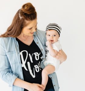 Embrace Grace Mom and baby | American Pregnancy Association