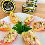 ahi-tuna-bell-pepper-bites | American Pregnancy Associations