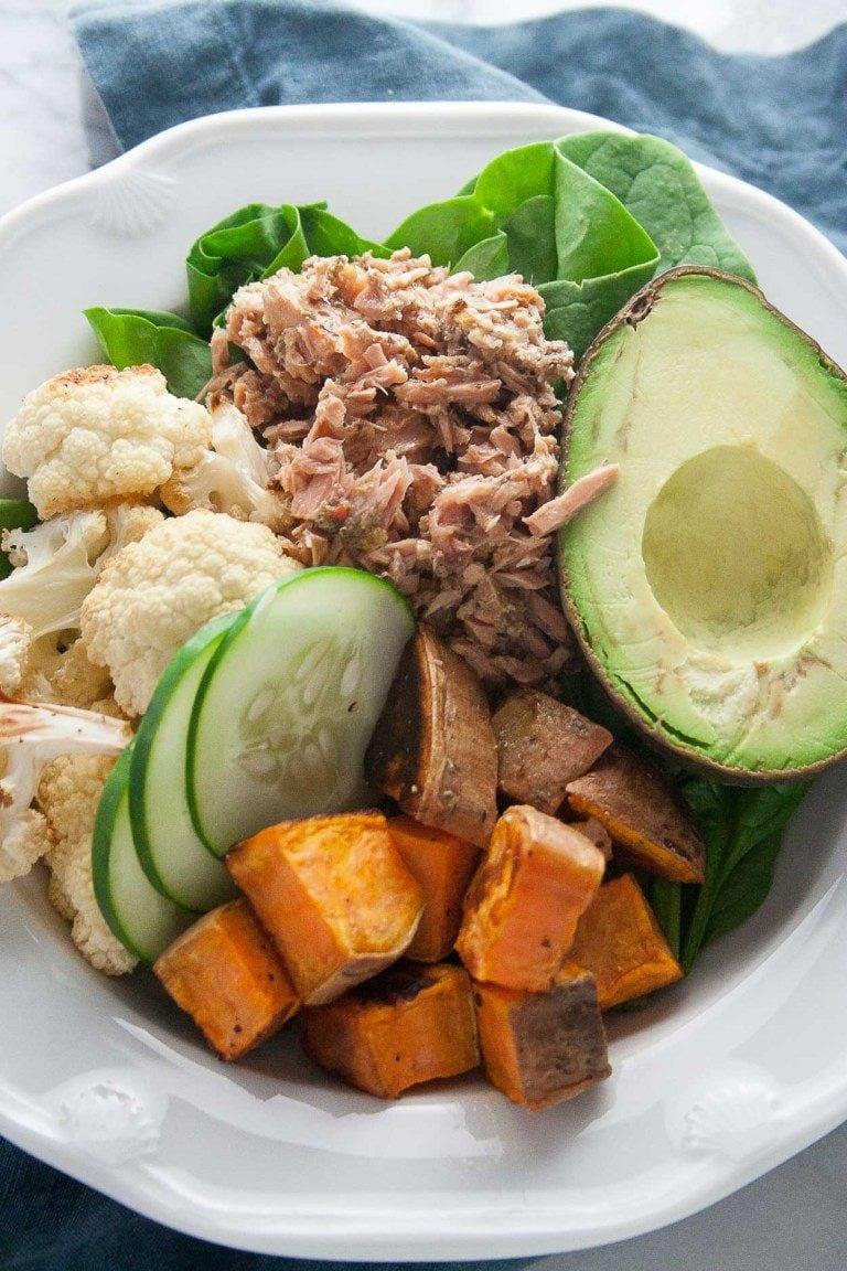 garlic-herb-tuna-power-bowls   American Pregnancy Association