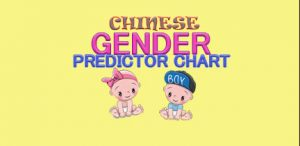 Chinese Gender Prediction Chart | American Pregnancy Association